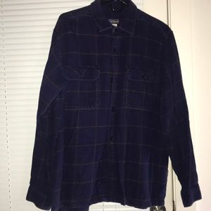 Patagonia Plaid Flannel